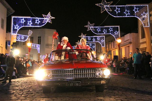 Natal Borbulhante em Garibaldi