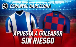sportium promocion Espanyol vs Barcelona 4 enero 2020