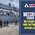 Mission Sagar - INS Kesari at Port Victoria, Seychelles