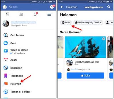 Cara Membuat Fanspage Facebook Terbaru 2021