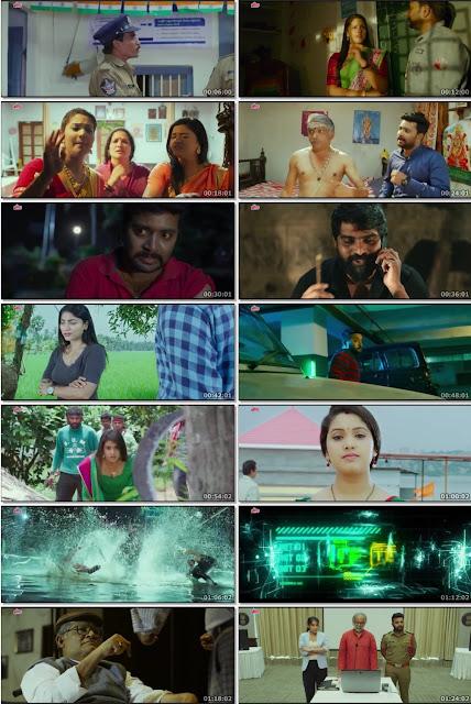 Download Inspector Abhimanyu (U Kathe Hero) (2021) Hindi Dubbed 720p HDRip    Moviesbaba