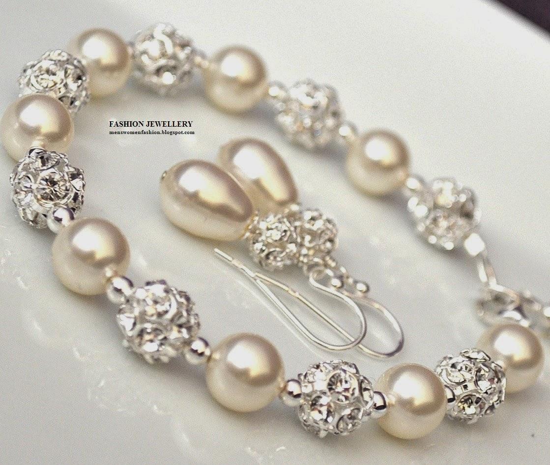 Ivory Coast Stylish Pearl Wedding Fashion Jewelry 98