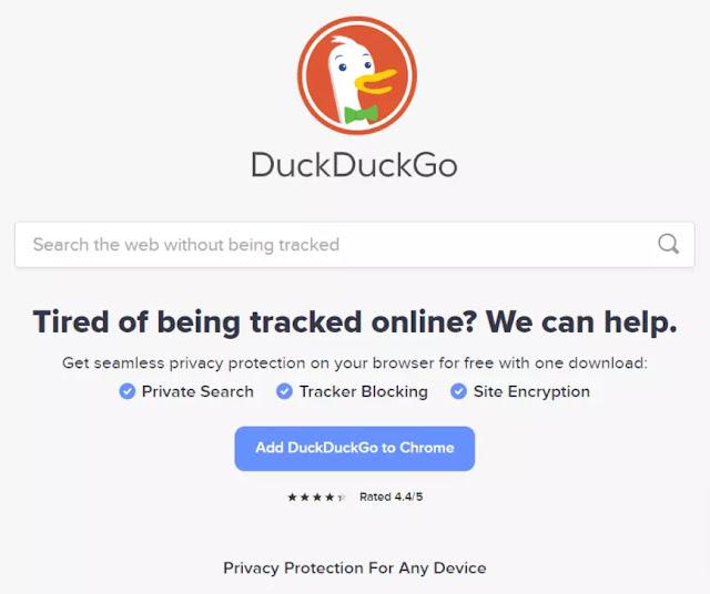 DuckDuckGo: Alternative of Google