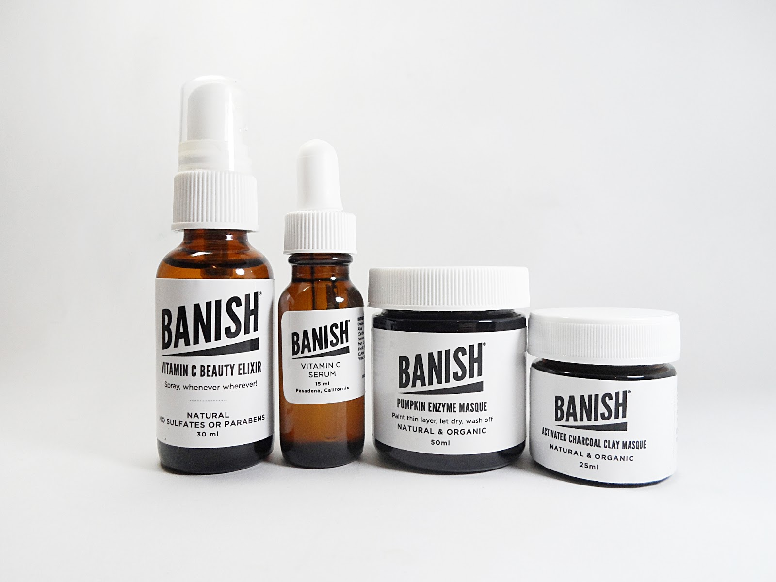 Banish products buy online acne prone acne scars blogger before after