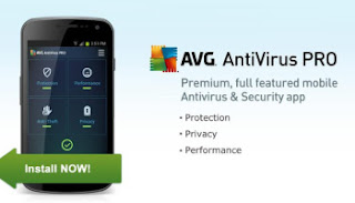 AVG AntiVirus PRO Android Security Full Apk