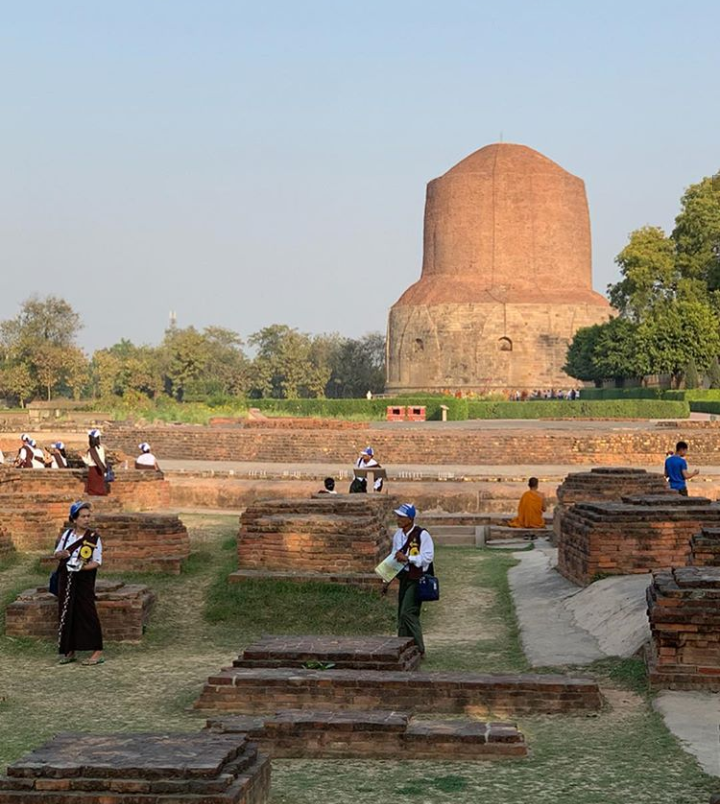 Sarnath Varanasi Images - The Incredible India Images - Varanasi
