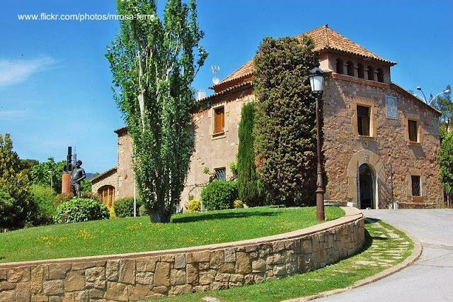 Masía Can Planas Barcelona