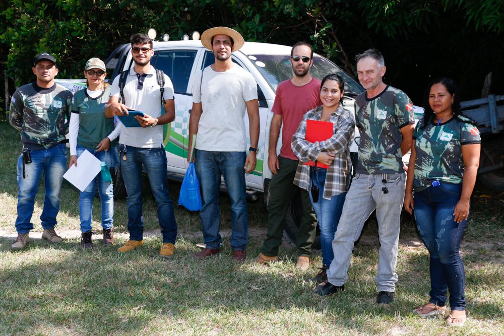 Estudo técnico prevê preservação ambiental na região das nascentes de igarapés em Óbidos