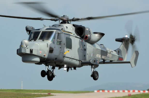 AgustaWestland AW159 Wildcat helicopter