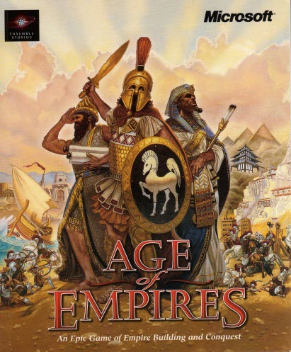 Age Of Empires Cover