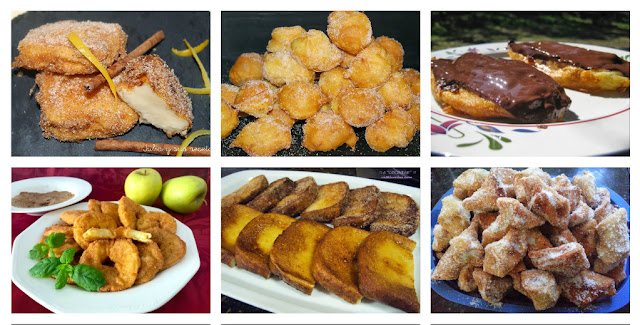 Semana Santa 6 recetas dulces
