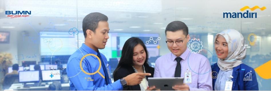 Bank Mandiri Area Kudus Sedang Membuka Kesempatan Berkarir Untuk Posisi Staf Administrasi