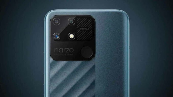 Realme Narzo 50A Segera Dirilis dengan Mengusung Desain Unik
