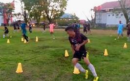 Contoh Program Latihan Fisik Sepakbola Profesional