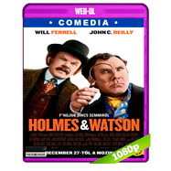 Holmes & Watson (2018) WEB-DL 1080p Audio Dual Latino-Ingles