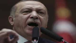 Η Τουρκία προαναγγέλλει πόλεμο κατά της Ελλάδας