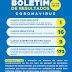 Mais um casos suspeito em Barreiras: Boletim Informativo Coronavírus (COVID-19) nº 027 de 1º de abril de 2020