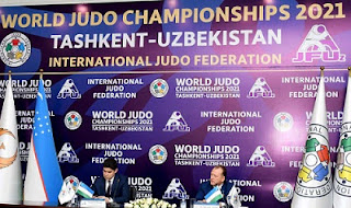 Judo's World Senior Championships 2021 is set to be held in Tashkent, Uzbekistan.