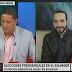 Nayib Bukele Denuncia en CNN el bloqueo a su Candidatura