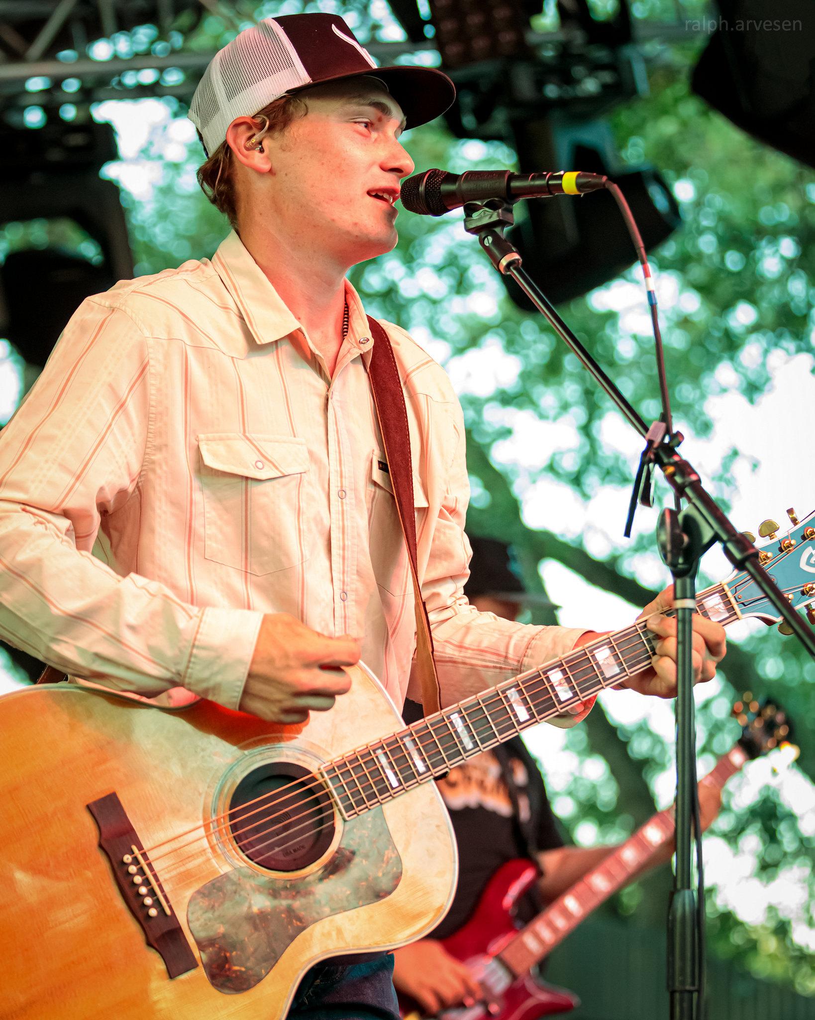 Carson Jeffrey | Texas Review | Ralph Arvesen