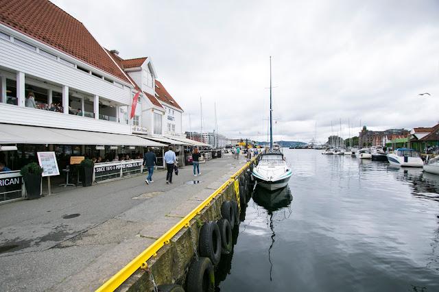 Mercato del pesce (Fisketorget)-Bergen