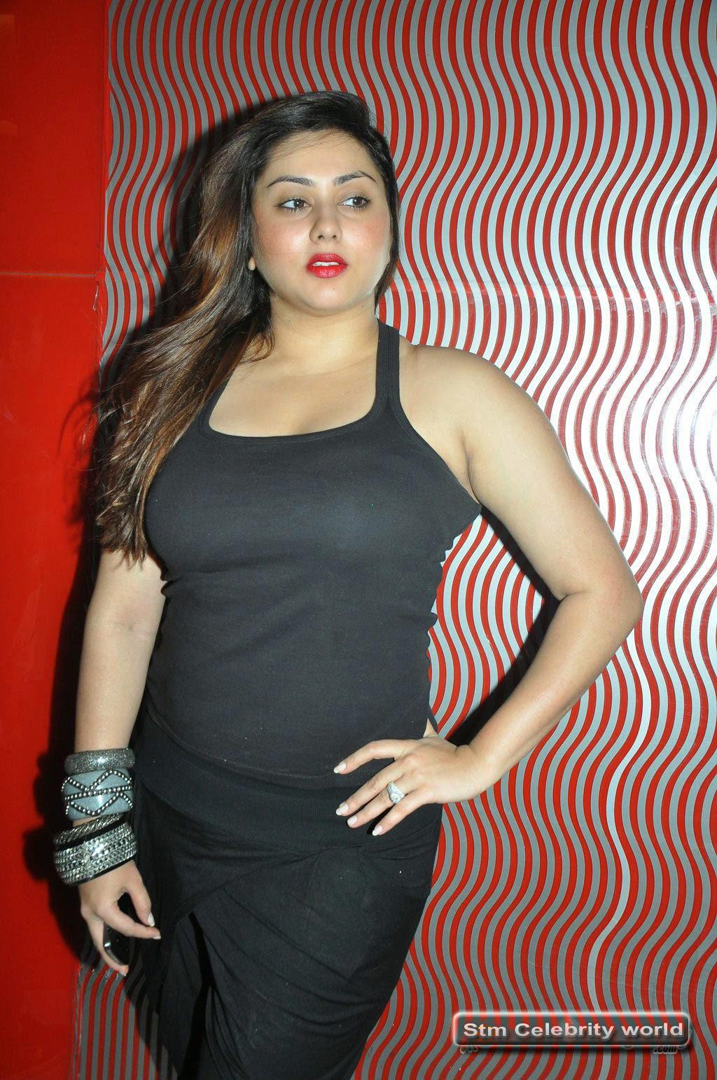 Namitha Nude Images