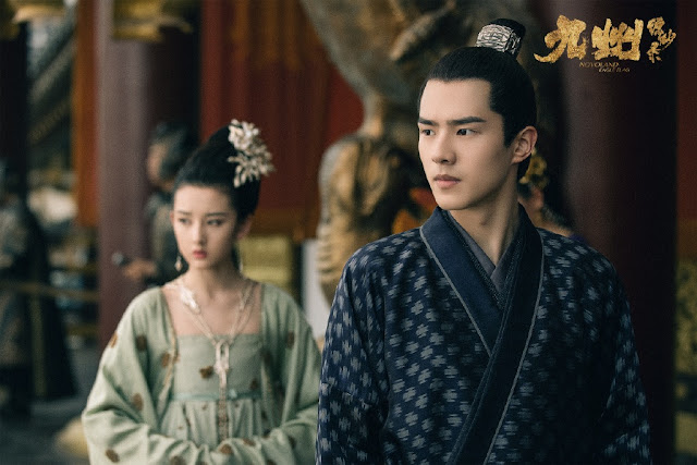 [C-Drama]: Jiang Nan Talks About The Young Stars of