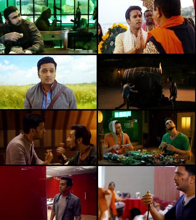Bangistan 2015 Hindi 480p HDRip