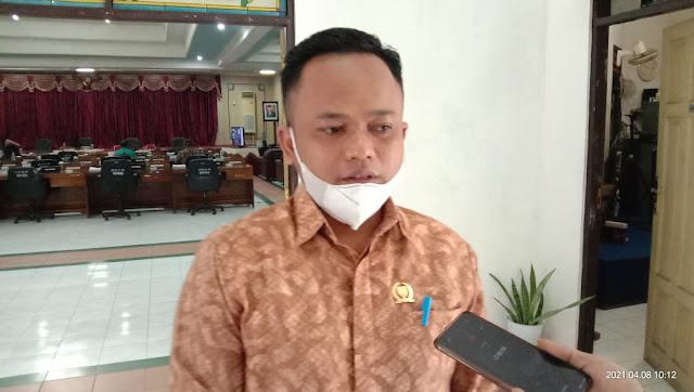 DPRD Bartim Bahas Raperda Terkait Bantuan Hukum Untuk Masyarakat yang tidak Mampu