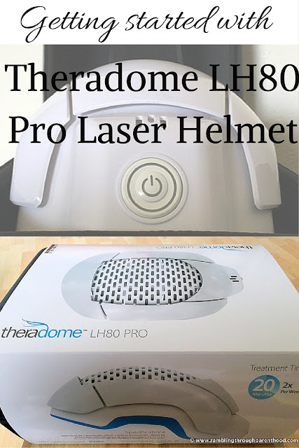 Getting Started with Theradome LH80 Pro Laser Helmet