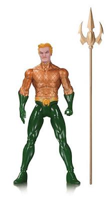 DC Comics Greg Capullo Batman Designer Series Wave 5 Action Figures - Aquaman
