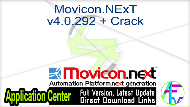 Movicon.NExT v4.0.292 + Crack