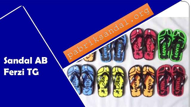 Jual Sandal Anak TERMURAH | Sandal AB Ferzic Anak TG