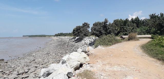 Pantai Tanjung Rhu @ Pulau Carey