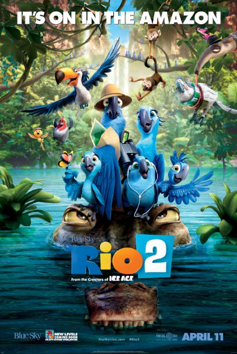 Rio 2 2014 HDTS ταινιες online seires oipeirates greek subs