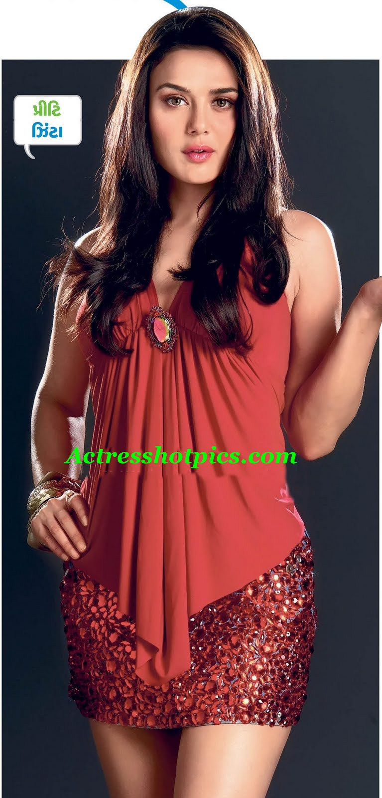 Sexy Photo Preity Zinta