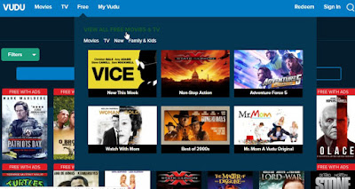 how watch free movies and tv shows on Vudu without paying any money-2