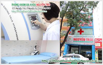 Tại sao chọn lựa khám chữa bệnh tại Phòng Khám Đa Khoa Nguyễn Trãi?