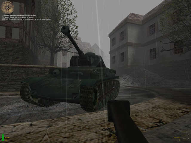 Medal of Honor Allied Assault PC Full Version Screenshot 3
