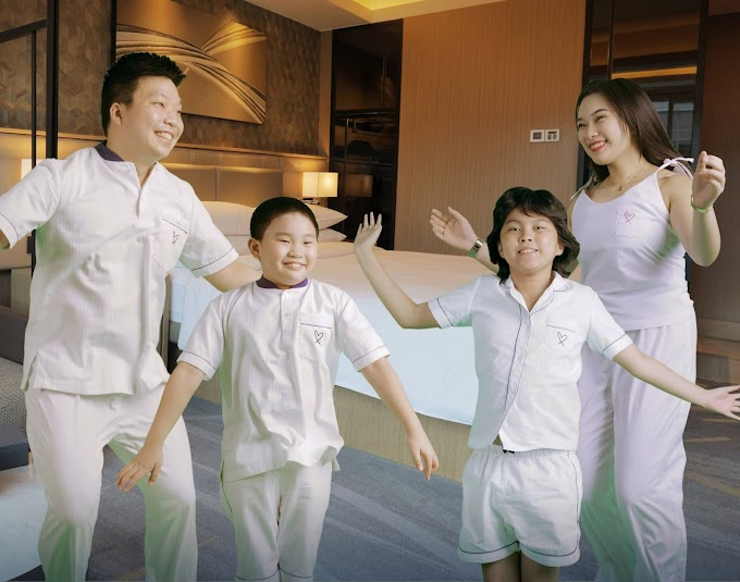 Hilton Manila Launches 'Staycay 2.0 Your Way'