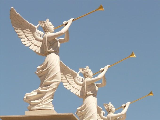 El Arcángel Uriel de la paz infinita