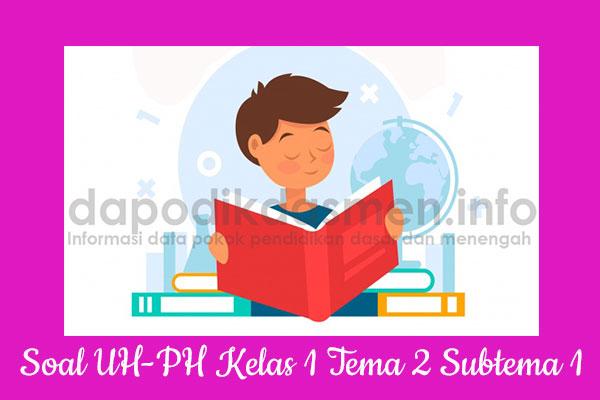 Soal UH PH Kelas 1 Tema 2 Subtema 1 Kurikulum 2013, Soal PH / UH Kelas 1 Tema 2 Subtema 1 Kurikulum 2013 Revisi Terbaru, Soal Tematik Kelas 1 Tema 2 K13 Subtema 1, Soal Ulangan Harian ( UH ) Kelas 1 Semester 1, Soal Penilaian Harian ( PH ) Kelas 1 Tema 2 Subtema 1