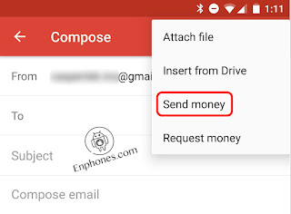 How to Send And Request  Money with Gmail App For Android