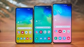 Samsung launches 3 S series Galaxy smartphones S10+, S10 and S10e in India