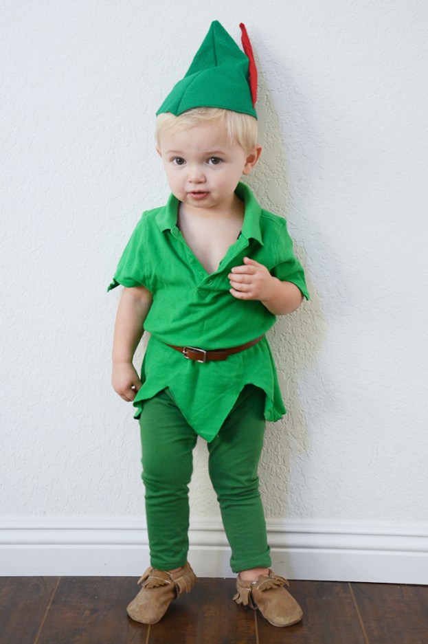 HALLOWEEN-COSTUME-DISFRACES-KIDS-NIÑOS-DIY-MAMAYNENE-PETERPAN
