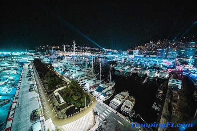 Monaco F1 Boat Parties