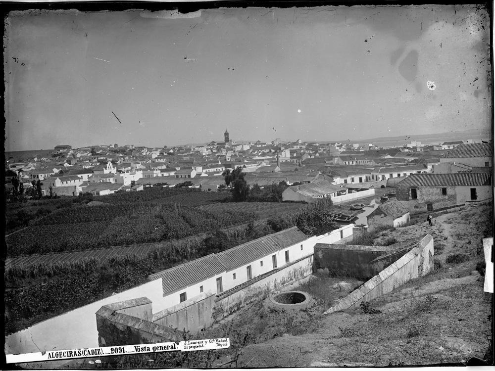 Algeciras En 1918 Manuel Correro García