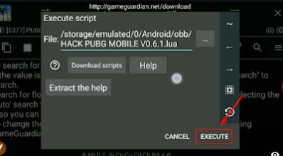 تهكير ببجي PUBG موبايل بدون روت وبدون باند وميزات خارقة