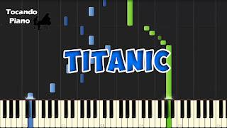 titanic theme piano