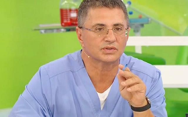 Доктор Мясников призвал ввести в России принудительную вакцинацию